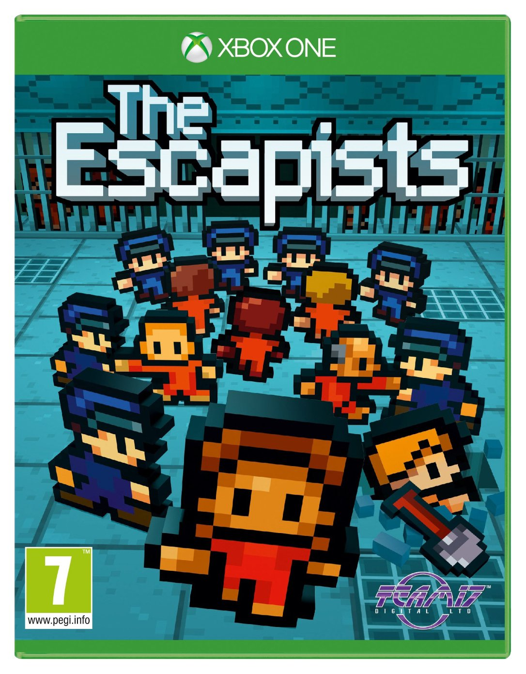 The Escapists - Xbox - One Game.