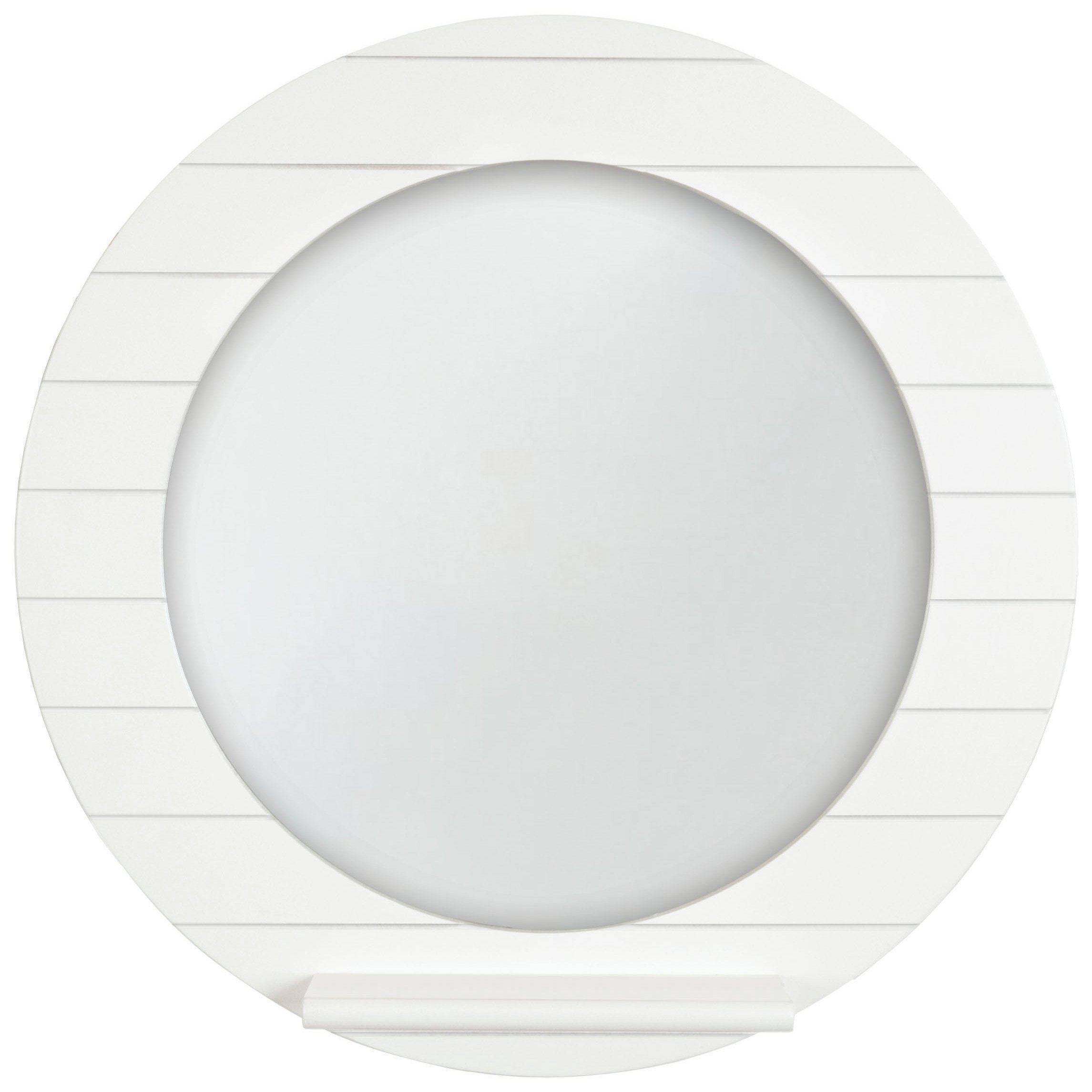 Beachcomber Circle Mirror - 55cm.