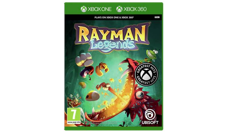 Rayman Legends: Classics 2 Xbox 360 Game.