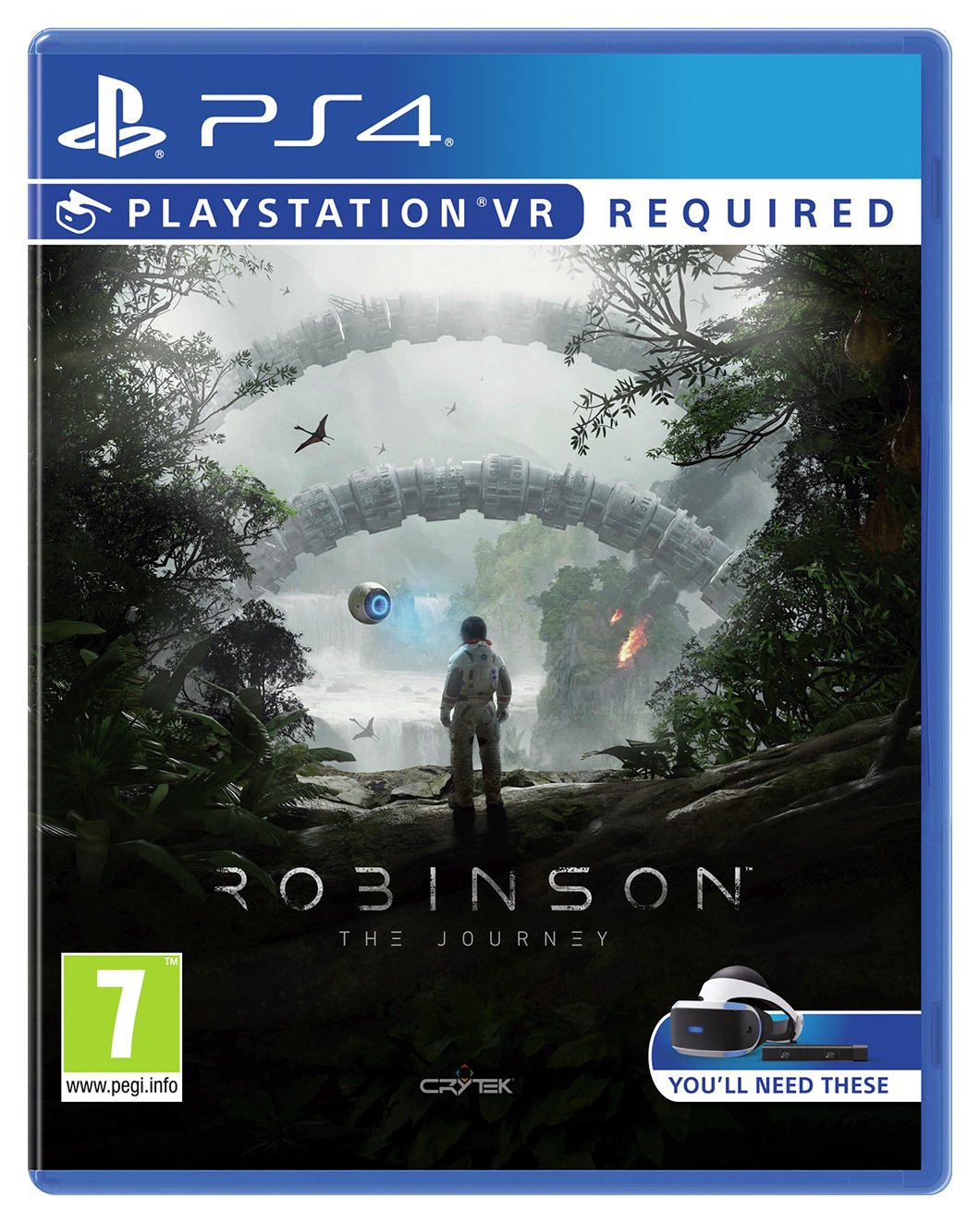 Robinson: The Journey PS4 Game