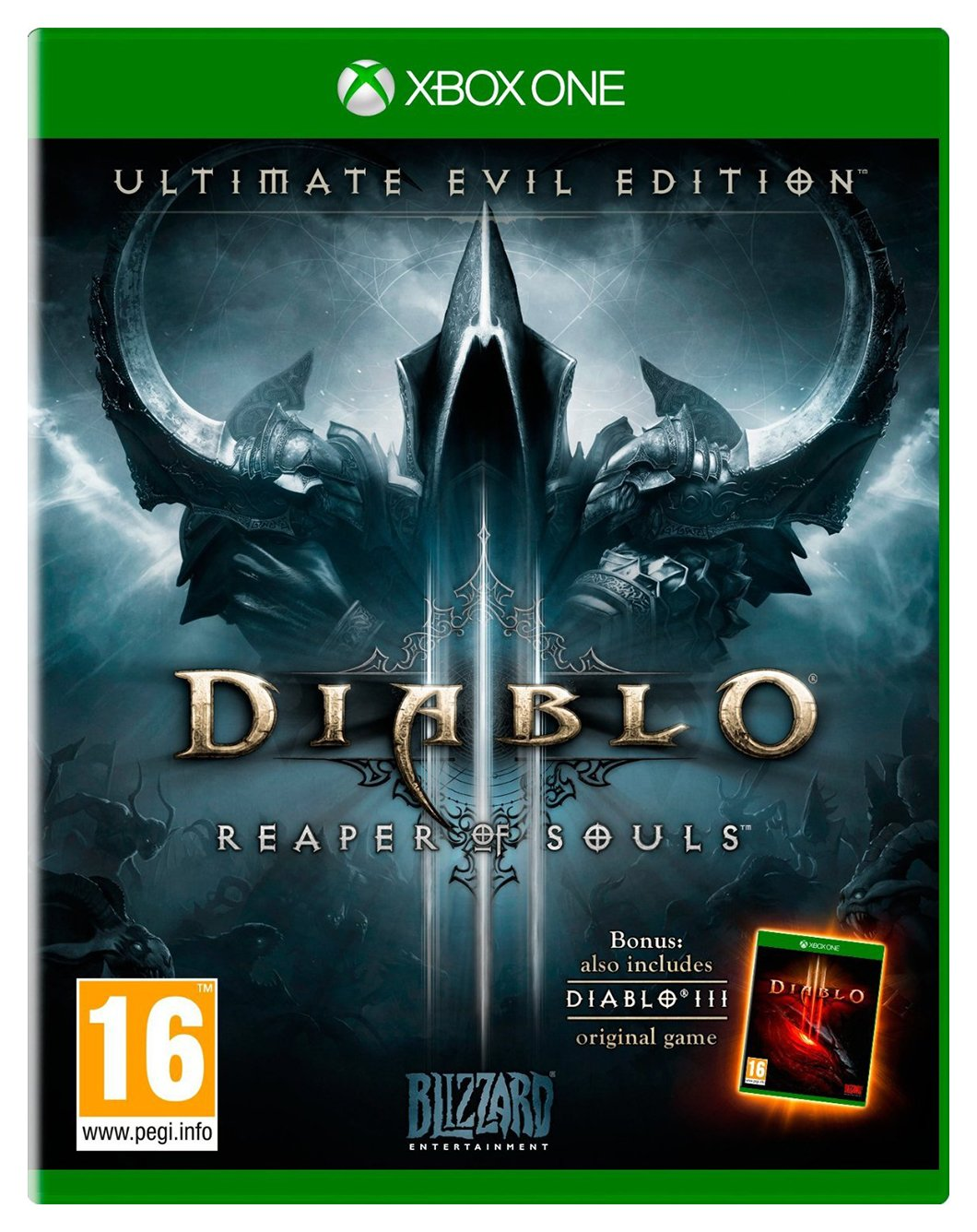 Image of Diablo 3 - Xbox - One Game.