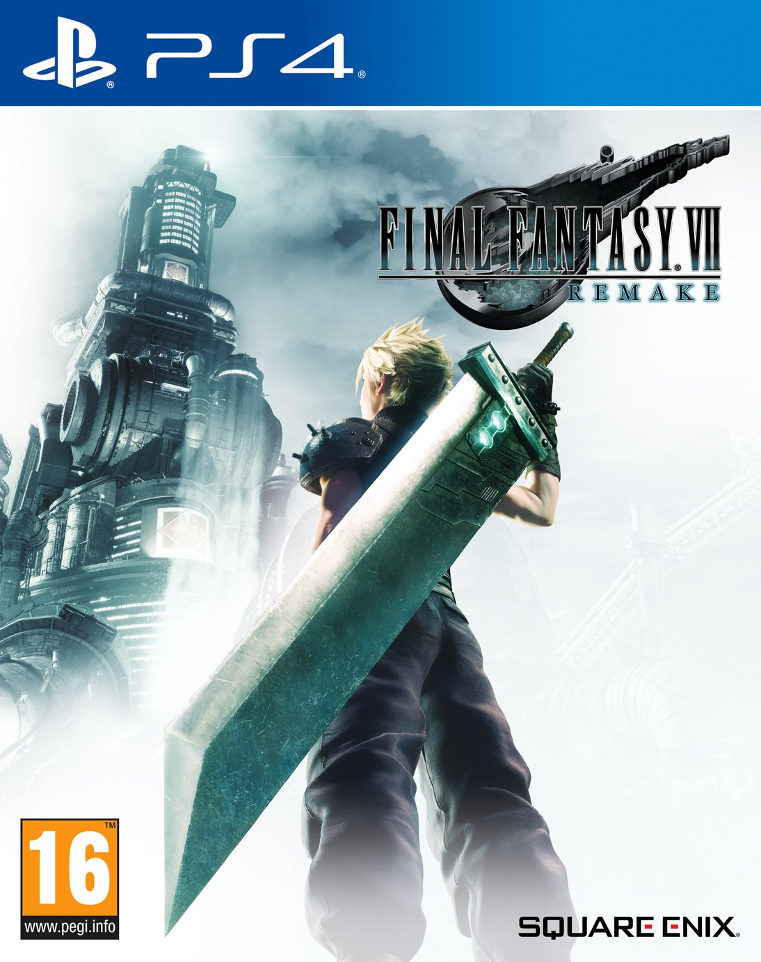 Final Fantasy VII Remake PS4 Pre-order Game