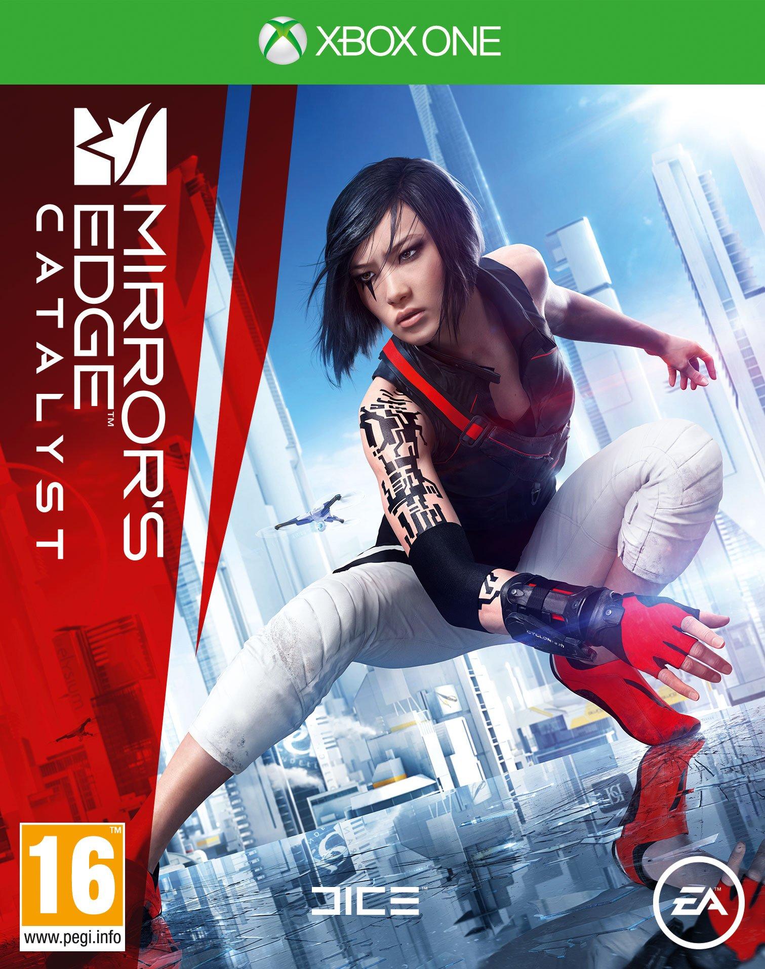 EA Mirrors Edge - Catalyst - Xbox - One Game.