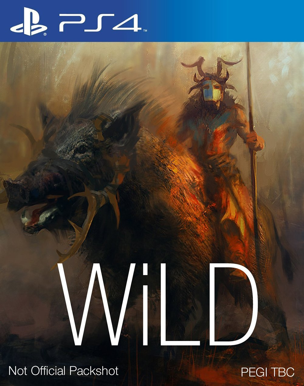 Wild PS4 Pre-order Game.
