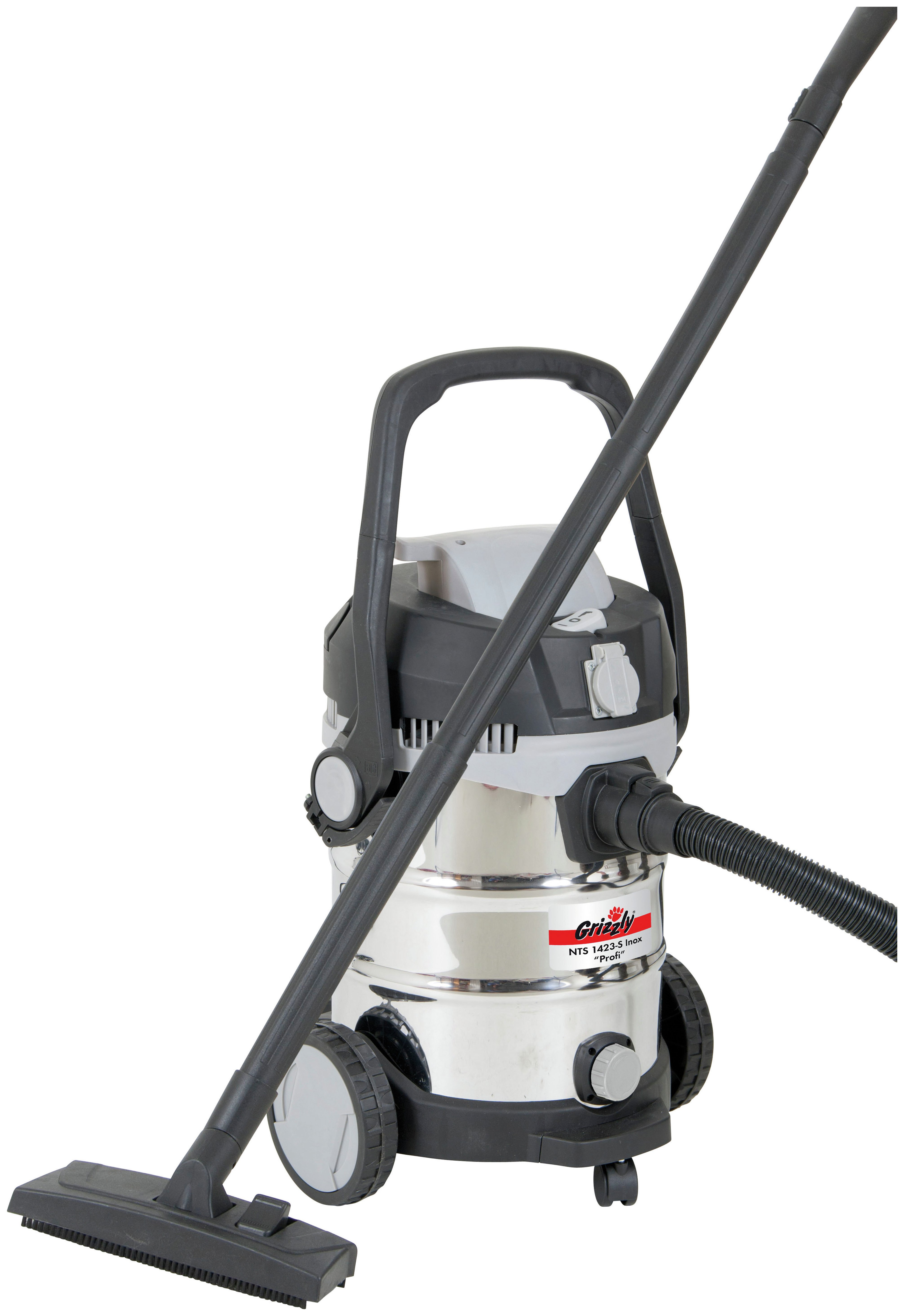 Image of Grizzly Tools Semi Pro Wet and Dry Vacuum Cleaner - 1400W