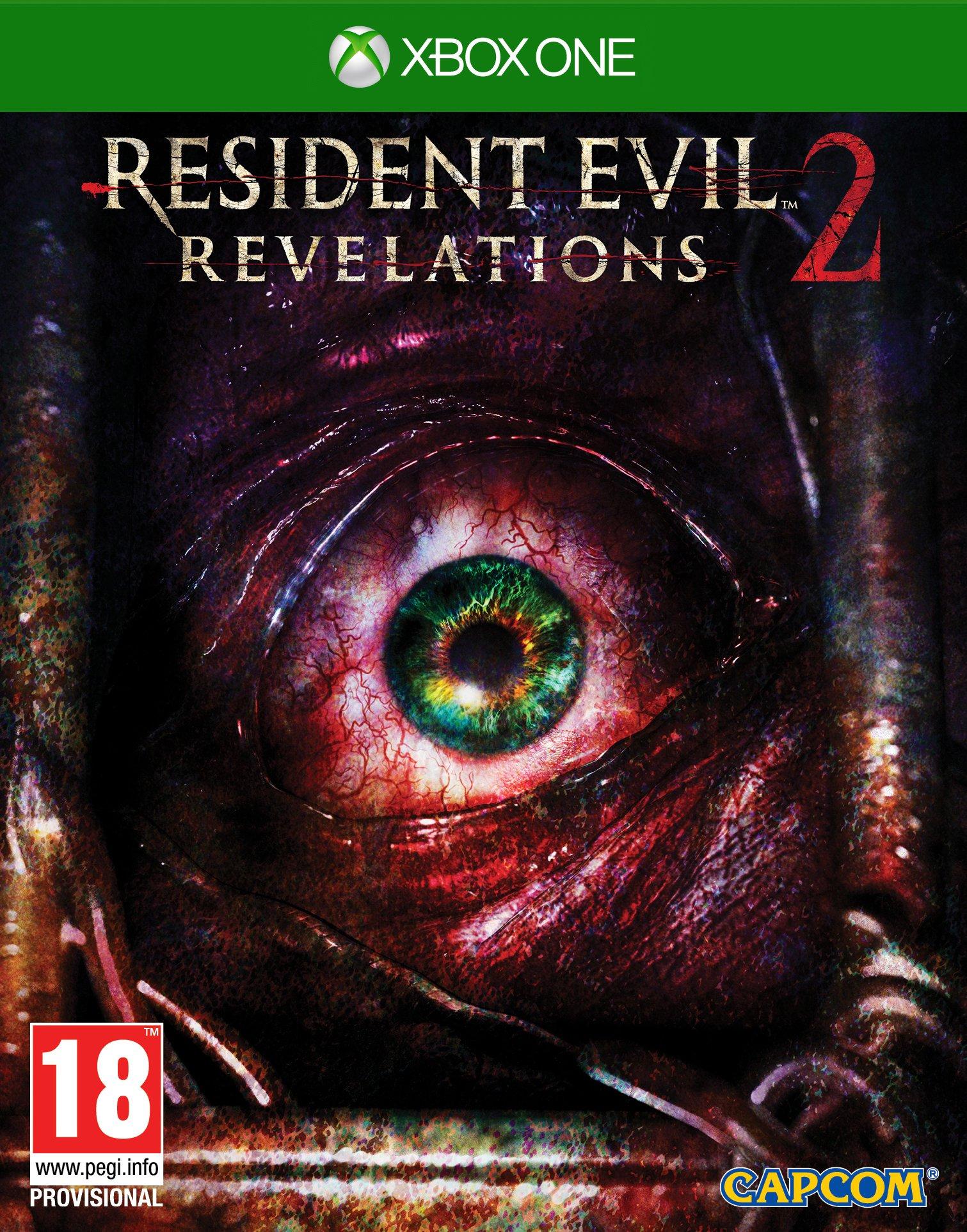 Resident Evil - Revelations 2 - Xbox - One Game.