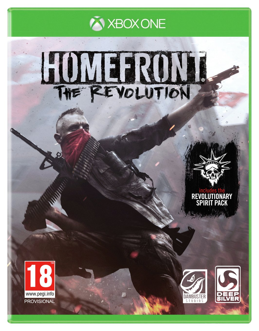 Homefront Homefront - The Revolution - Xbox - One Game.