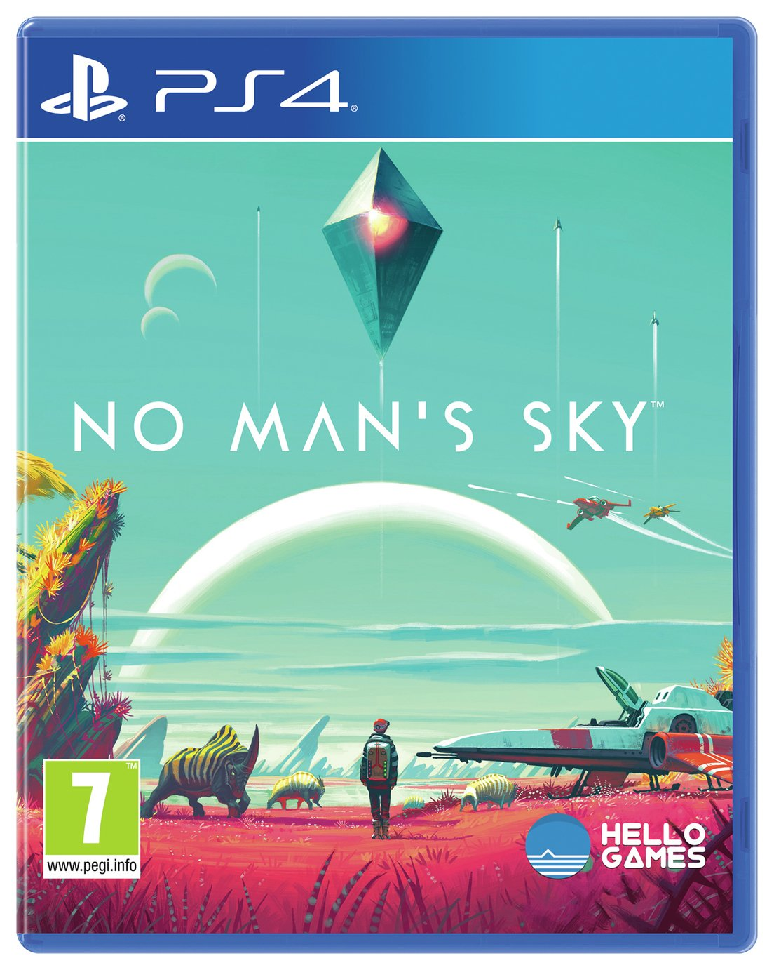 No Mans Sky PS4 Game