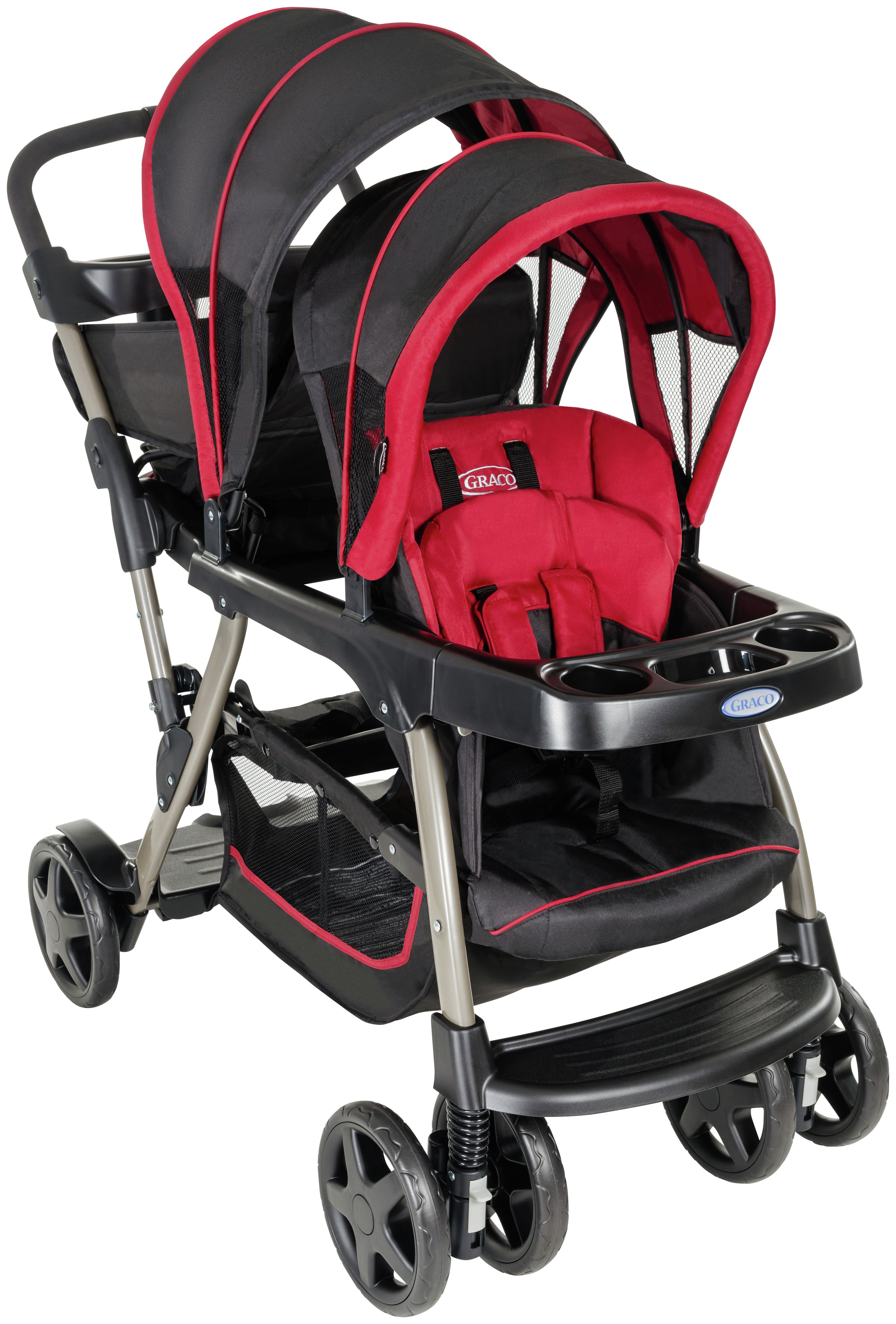Image of Graco - Ready2Grow - Pushchair - Chilli Sport