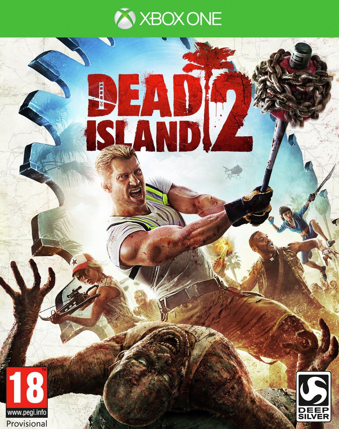 Dead Island 2 Xbox One Pre-order Game.