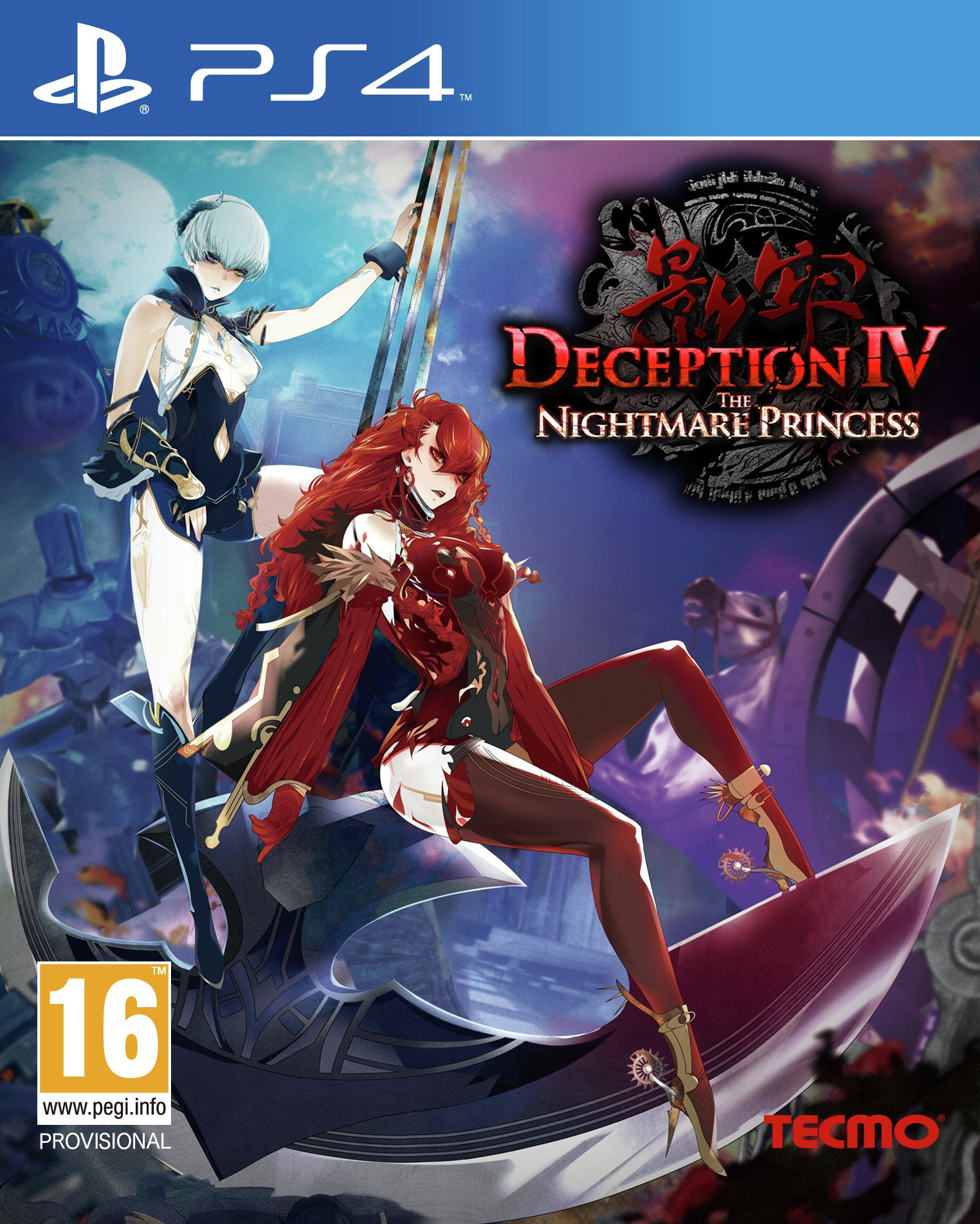 Deception IV PS4 Game