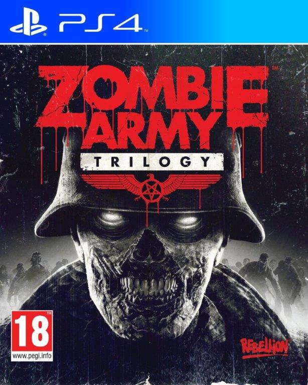 Zombie Army Trilogy PS4 Game