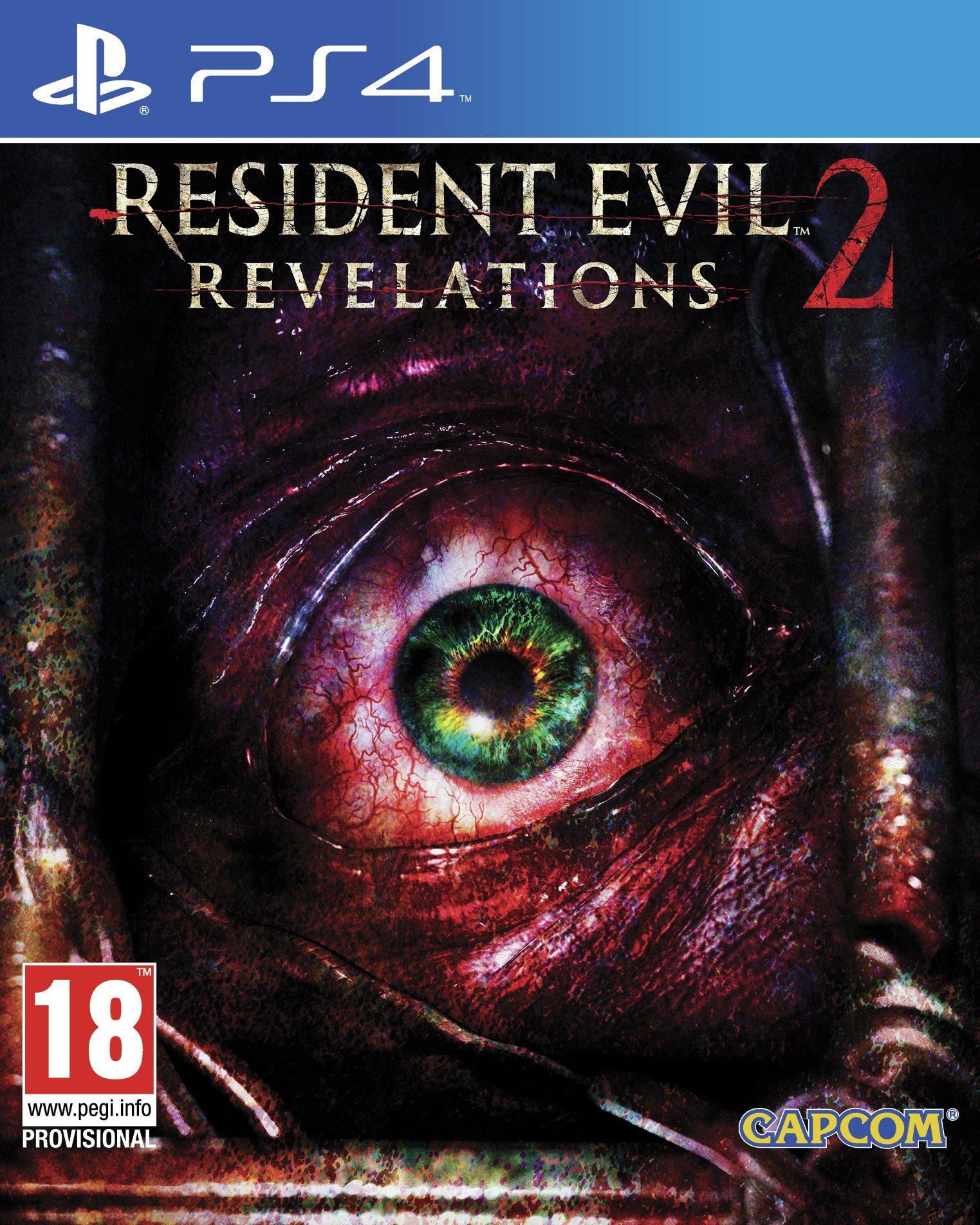 Resident Evil: Revelations 2 PS4 Game