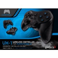 Gioteck - PS3 - VX-1 Wired Controller - Black.