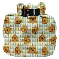 Bambino Mio Wet Nappy Bag - Grizzly.