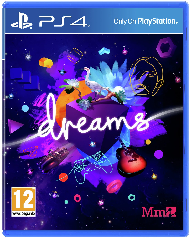 Dreams PS4 Pre-order Game.
