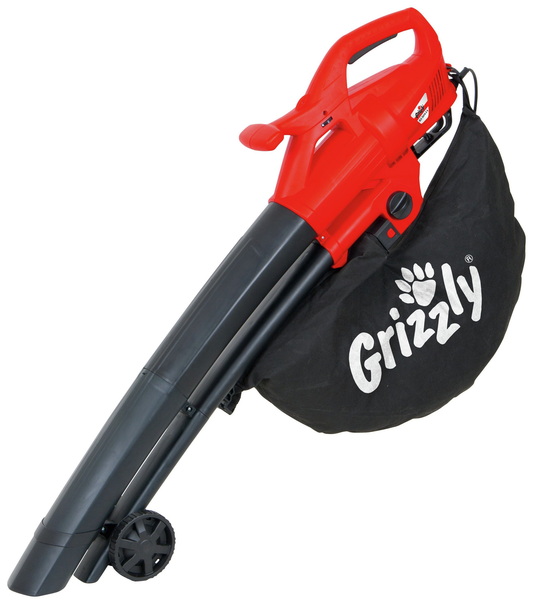 grizzly tools 3000w pro mulching corded leaf vacuum. Black Bedroom Furniture Sets. Home Design Ideas