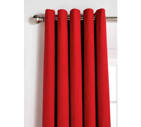 red color basic white preset curtains your and blackout windows for