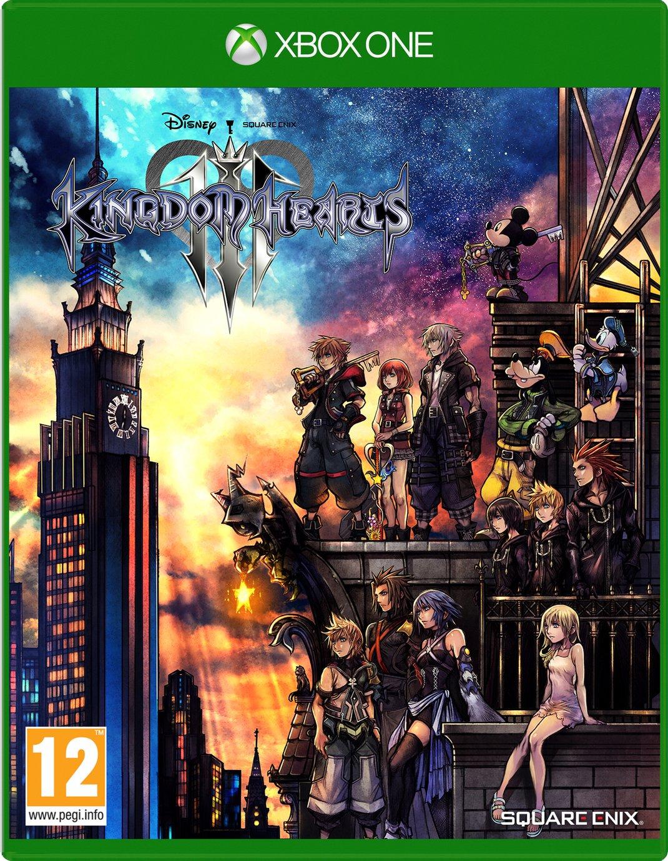 Kingdom Hearts III Xbox One Pre-order Game.