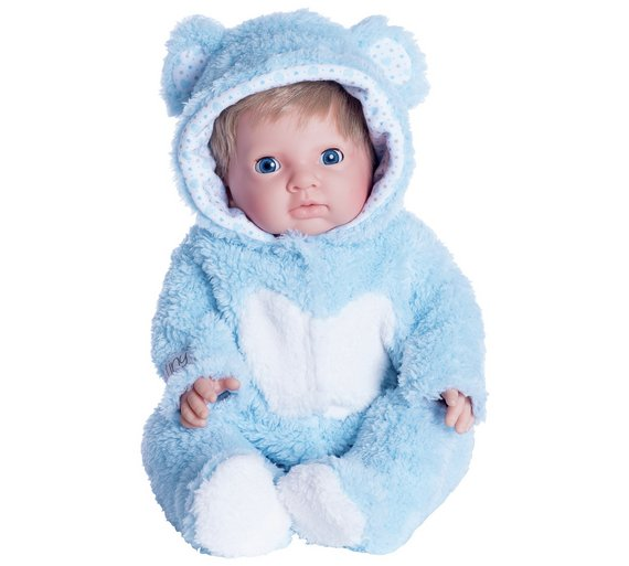 Baby Boy Gifts Argos : Buy chad valley tiny treasures bear cosy outfit at argos