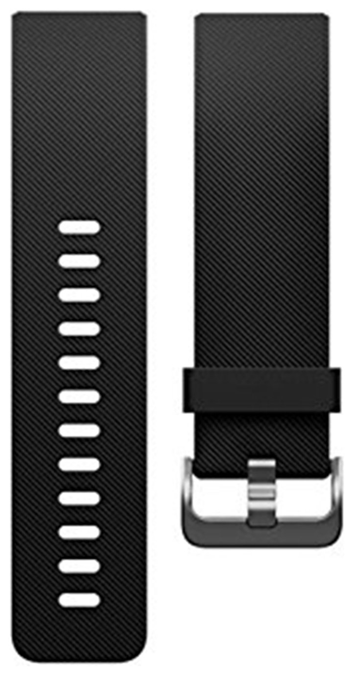 Fitbit Fitbit - Blaze Small Classic Accessory Band - Black