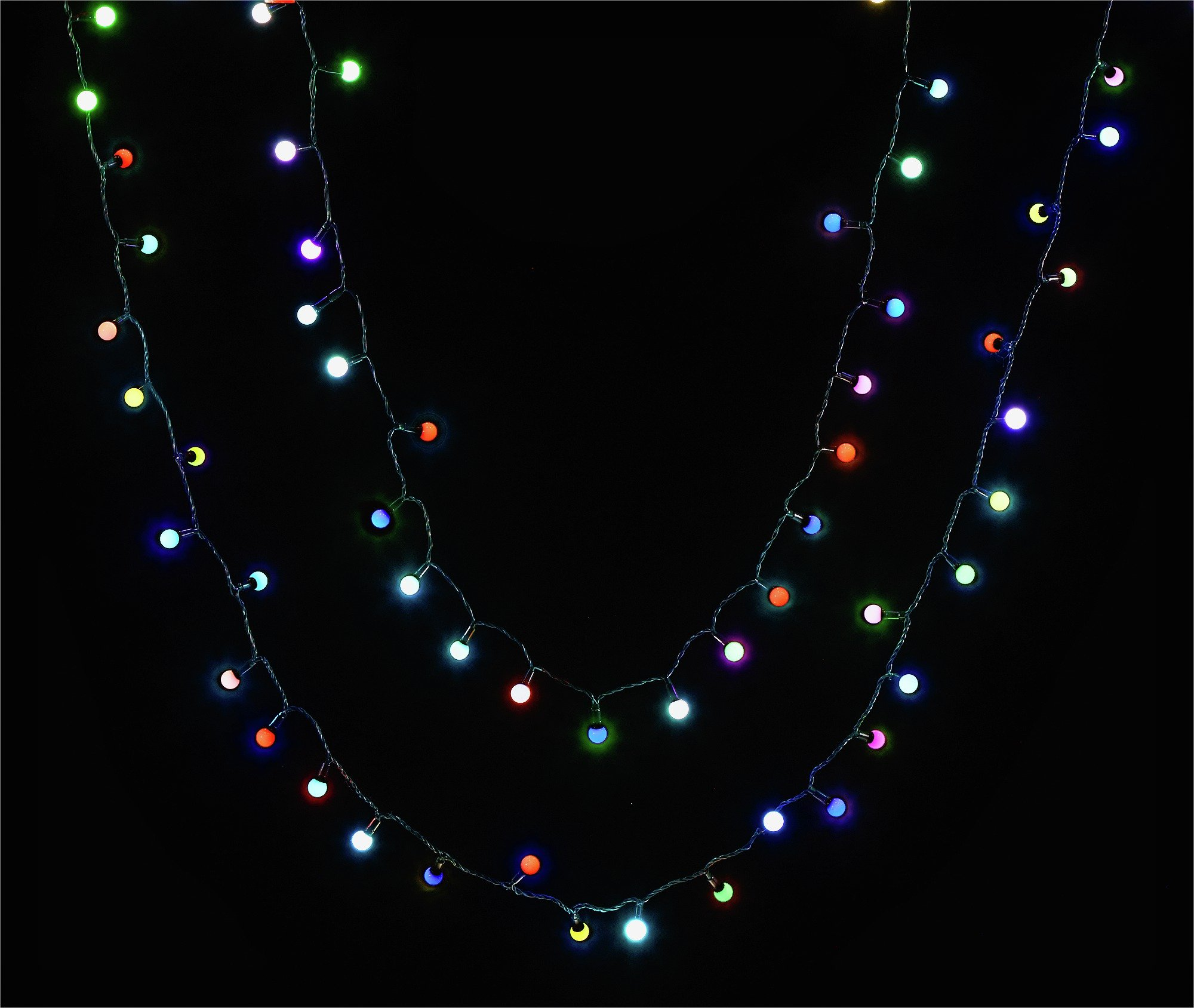 String Lights Indoor Argos : 200 Colour Changing Berry String Lights. for only ?25.00