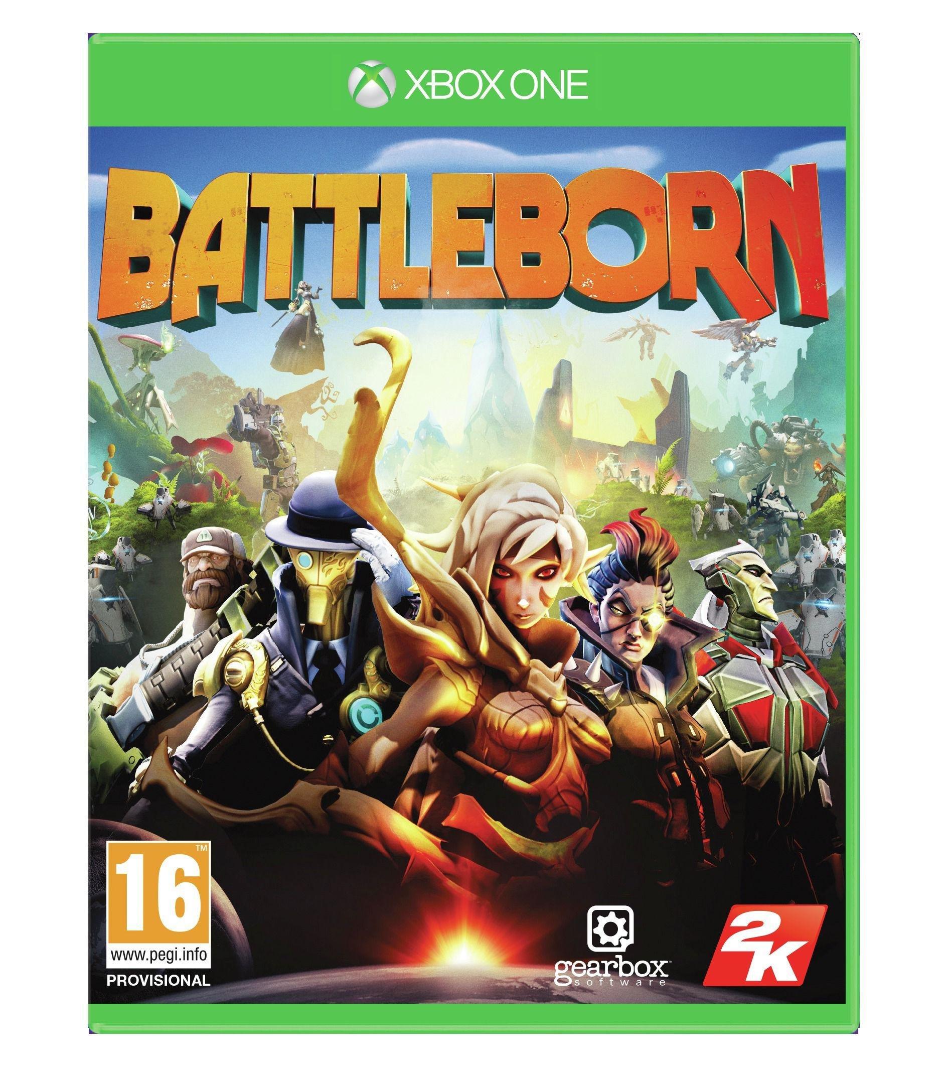 Image of Battleborn - Xbox - One Game.