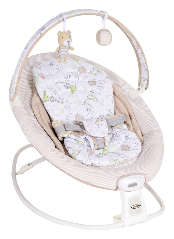 Image of Graco Duet Rocker and Swing - Benny and Bell.
