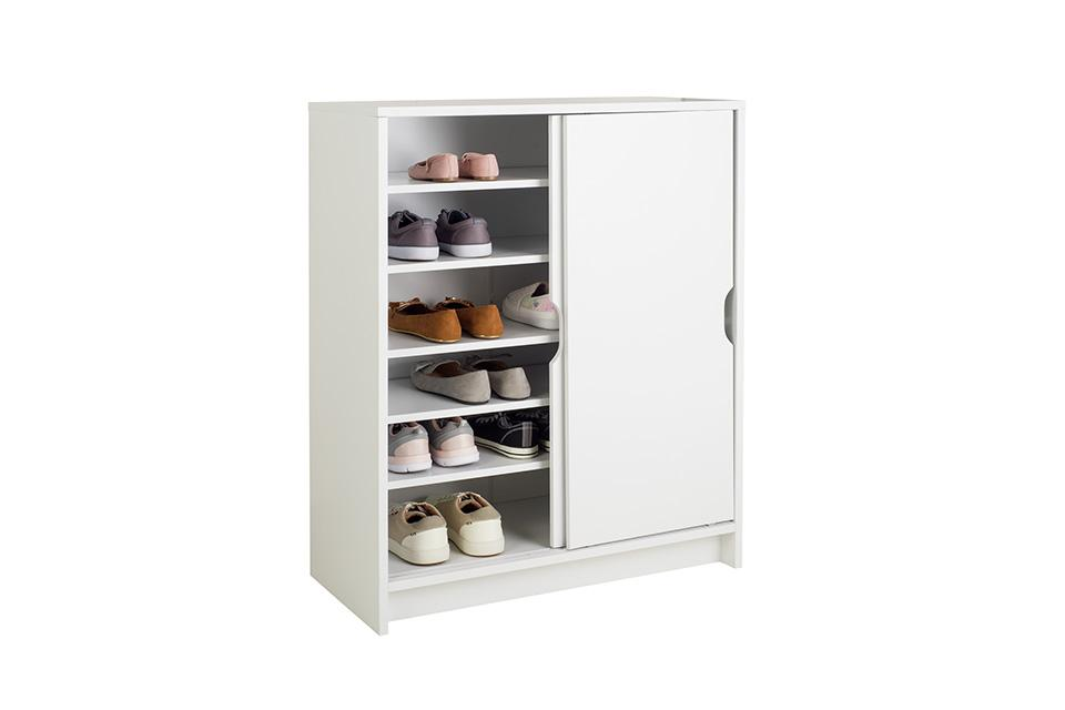 Buy Habitat Chloe Sliding Door Shoe Cabinet Shoe Storage Argos