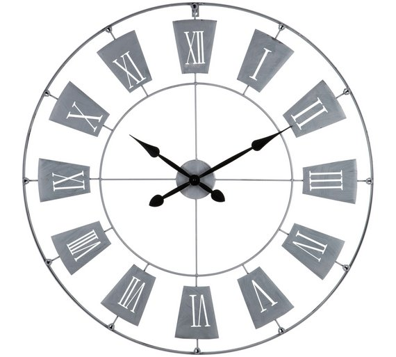 Premier Housewares Contemporary Wall Clock