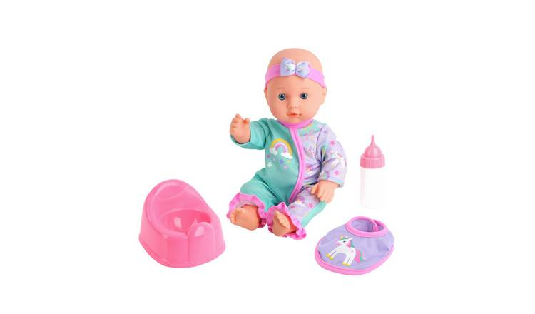 Buy Chad Valley Babies to Love Drink and Wet Doll | Dolls | Argos