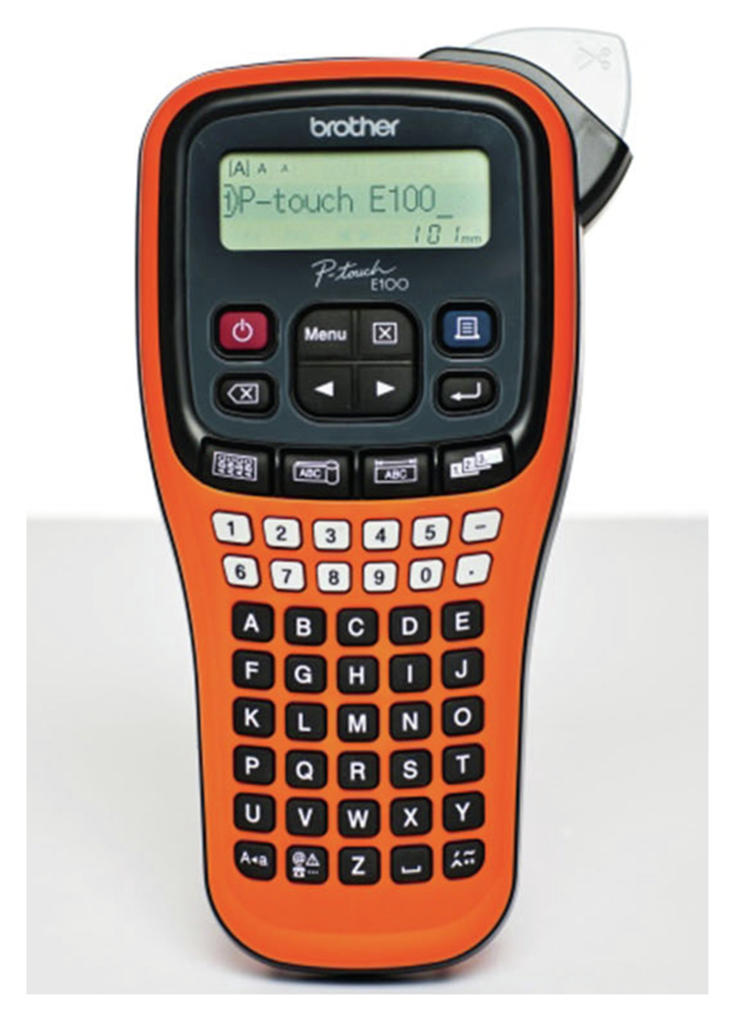 Click here for Brother PT-E100 Handheld Label Machine prices