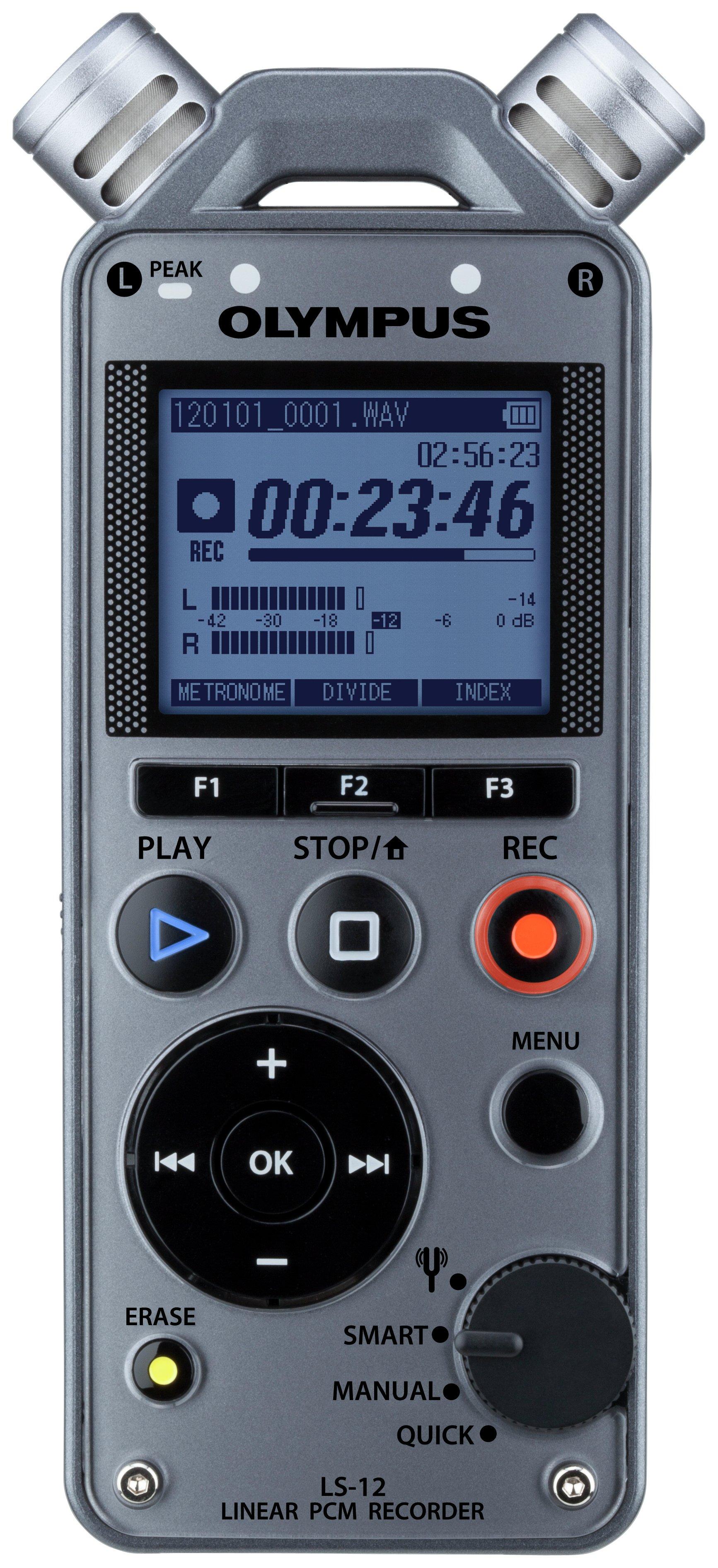 Olympus Olympus LS-12 Linear PCM Recorder.