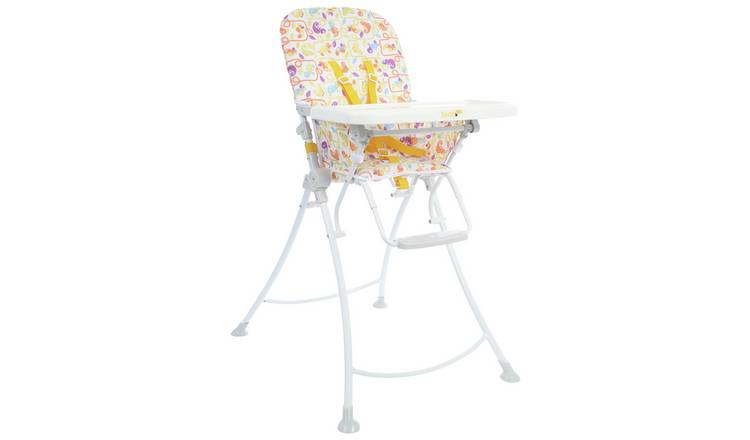 Toco Galley Compact Folding Highchair.