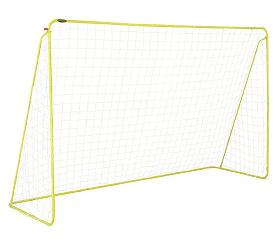 Buy kickmaster 10 foot premier goal at argos your online click to zoom reheart Choice Image