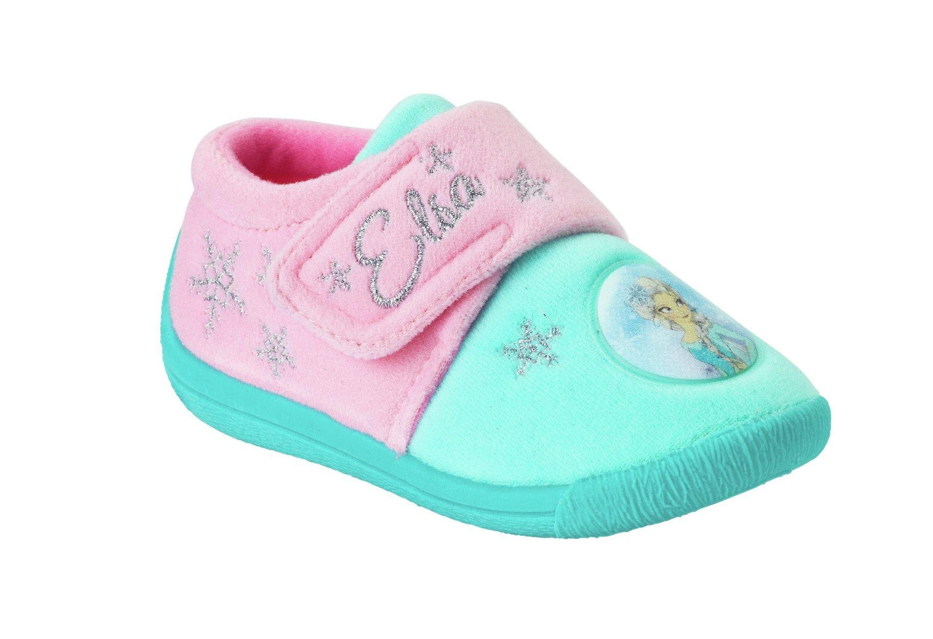 Image of Disney Frozen Slippers - Size 7