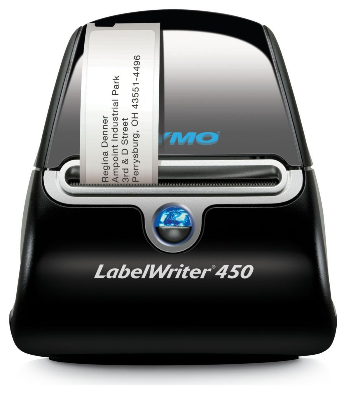how to clean dymo labelwriter 450