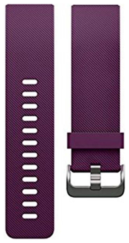 Fitbit Fitbit - Blaze Large Classic Accessory Band - Plum