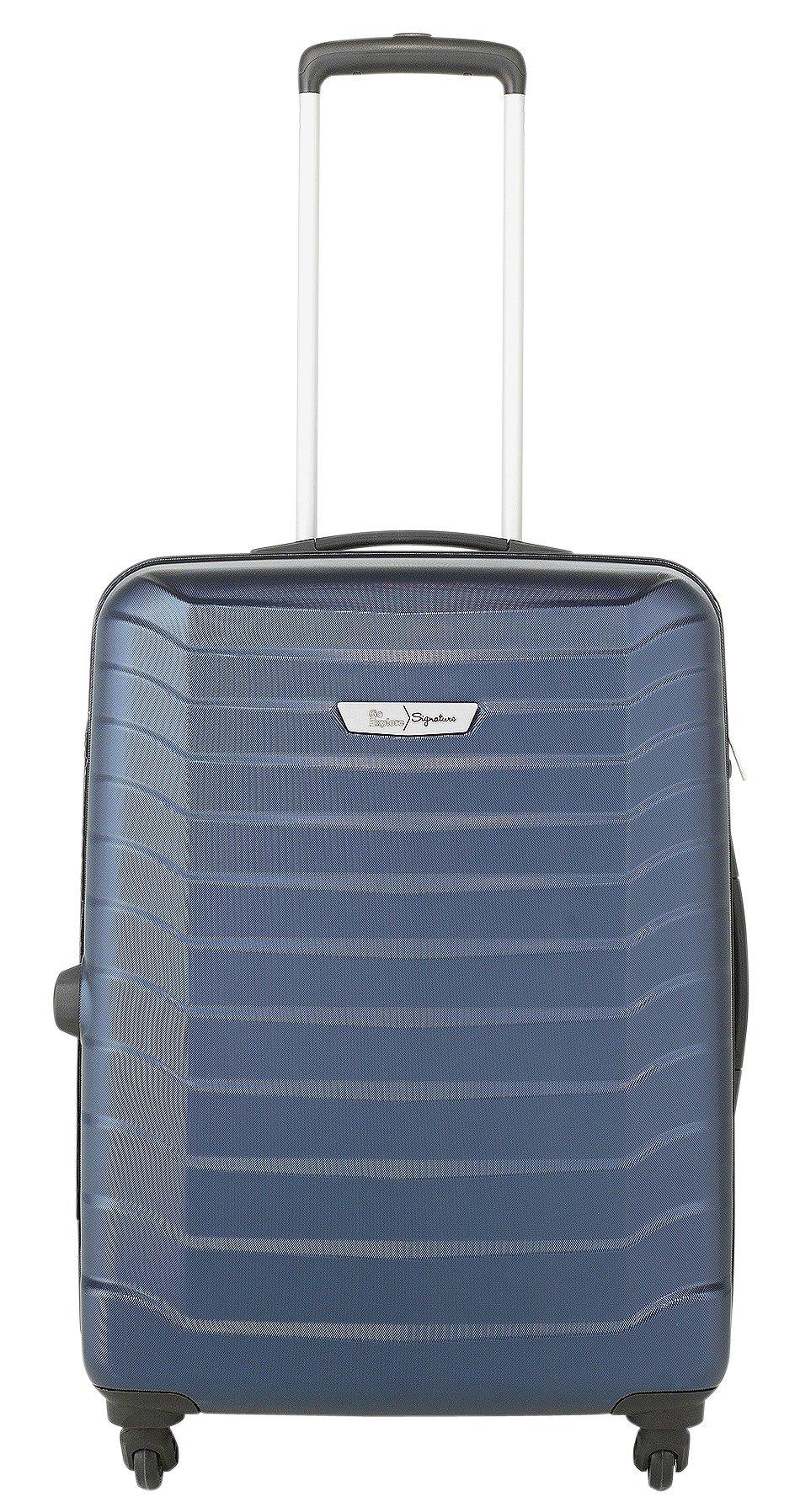 Buy Go Explore Signature Hard Medium 4 Wheel Suitcase at Argos.co ...