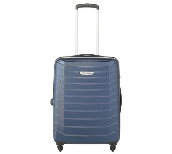 Buy Go Explore Signature Hard Medium 4 Wheel Suitcase at Argos.co ...