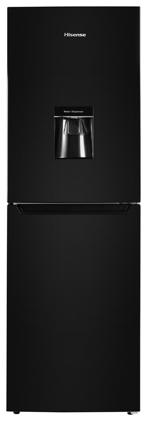 Hisense RB320D4WB1 Fridge Freezer - Black