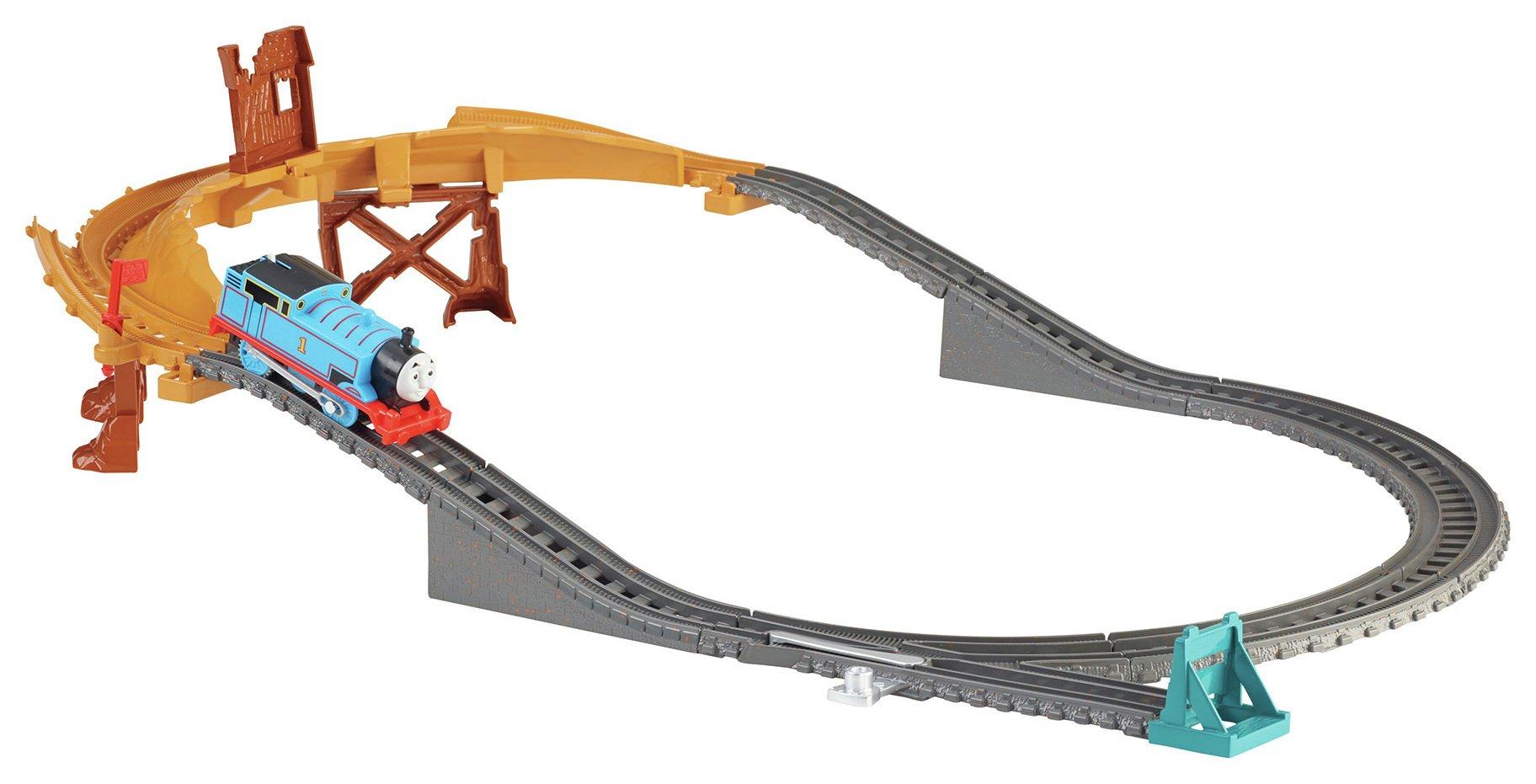 Thomas & Friends TrackMaster Breakaway Bridge Playset