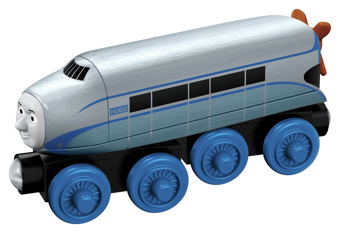 Thomas & Friends Wooden Railway Hugo Engine.