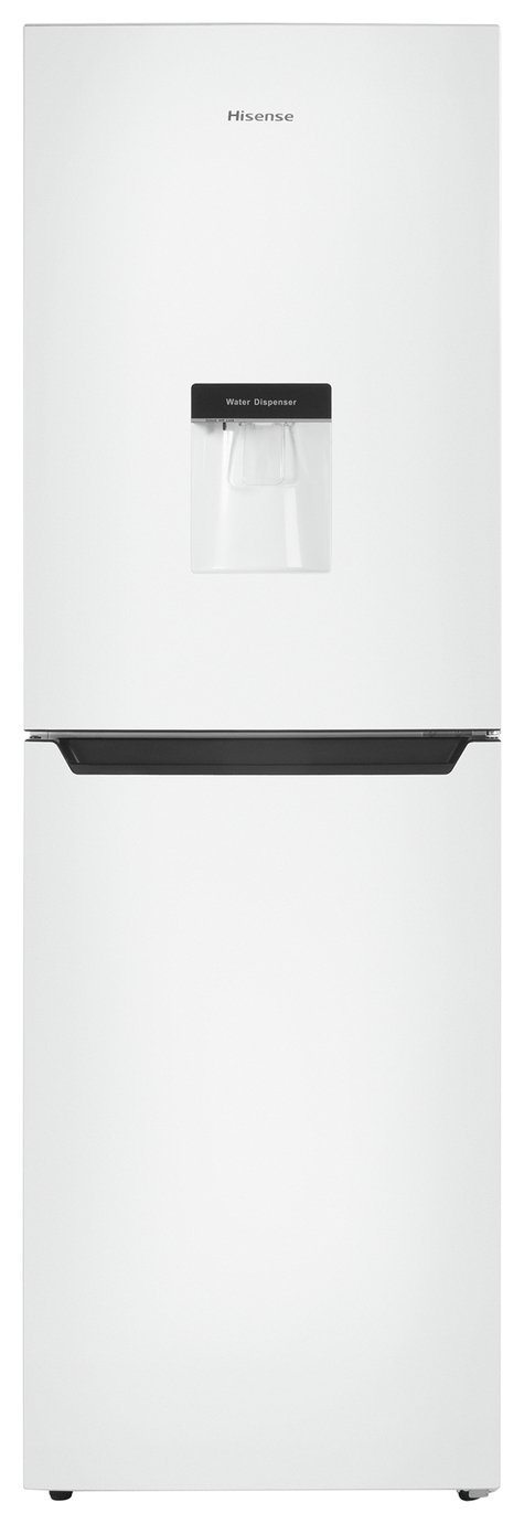 Hisense RB320D4WW1 Fridge Freezer - White