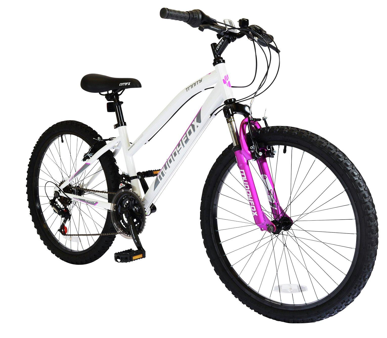 Muddyfox Trinity Hardtail 24 inch Mountain Bike