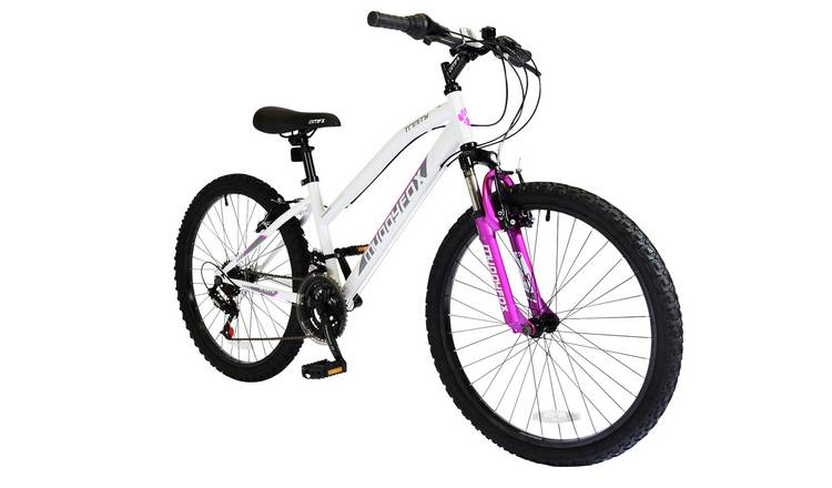 Muddyfox Trinity 24 inch Wheel Size Kids Mountain Bike