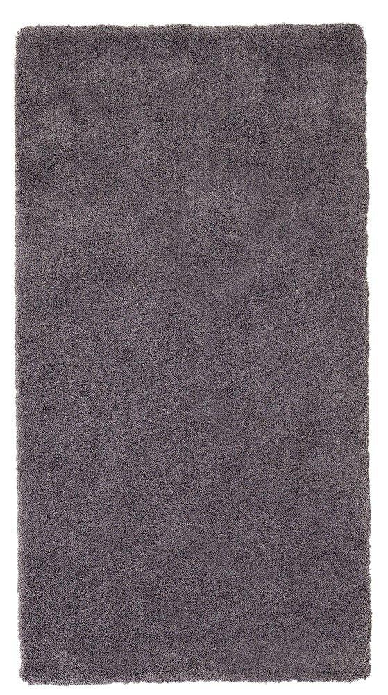 Argos Home Snuggle Shaggy Runner - 80x150cm - Flint Grey