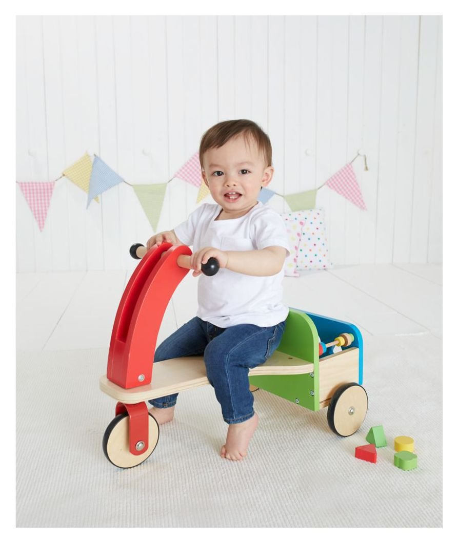 Image of Early Learning Centre - Trike and Trailer