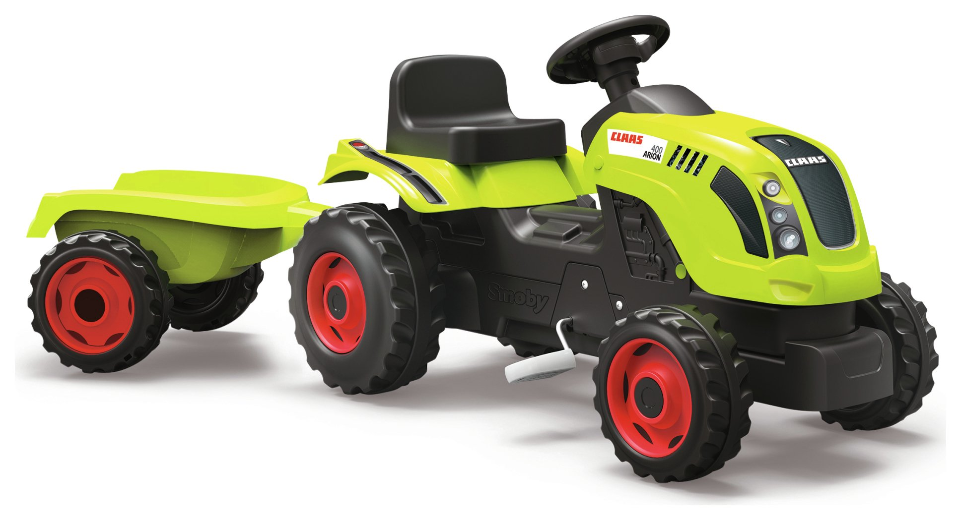 Smoby Class Tractor Ride On review