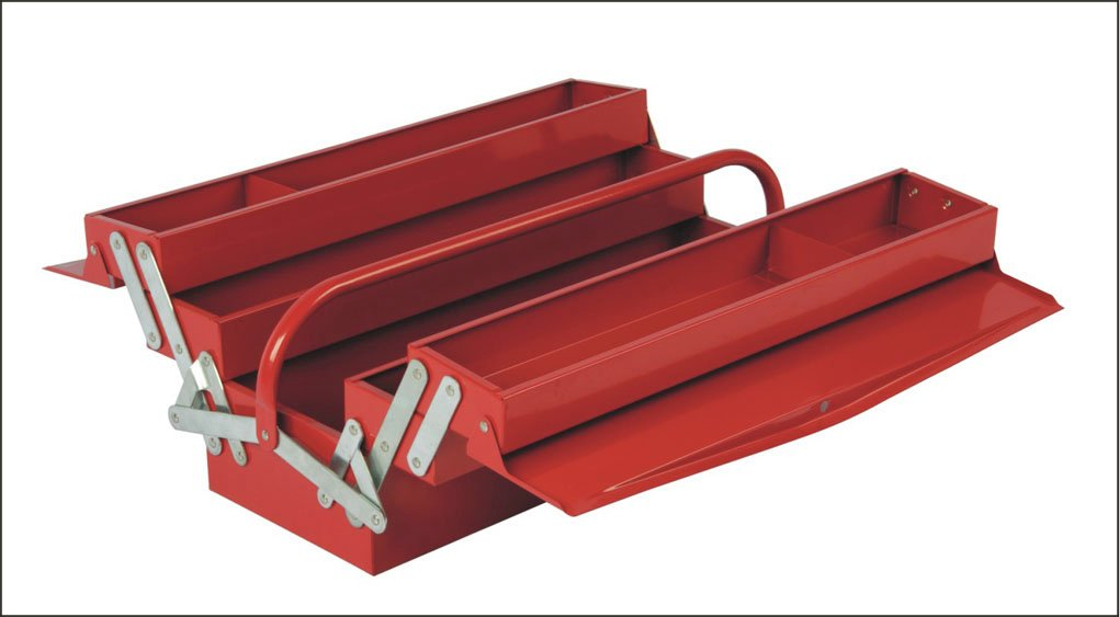 Hilka - TB505 5 Tray 541mm Cantilever Tool Box lowest price